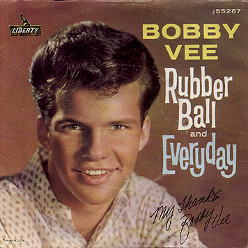 Bobby Vee - Rubber Ball