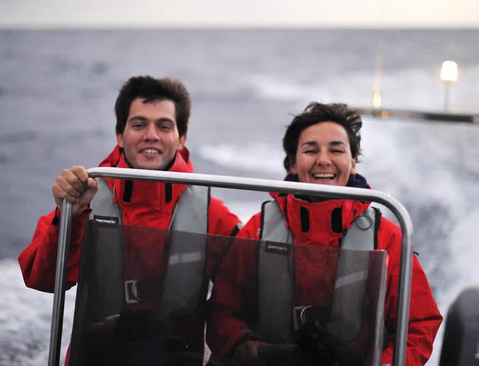 Hugo and Catarina