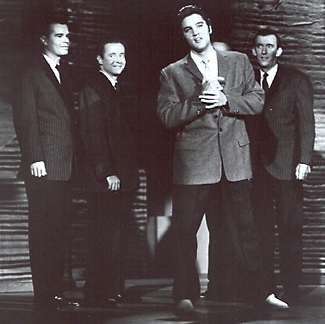 Elvis Presley - with the Jordanaires
